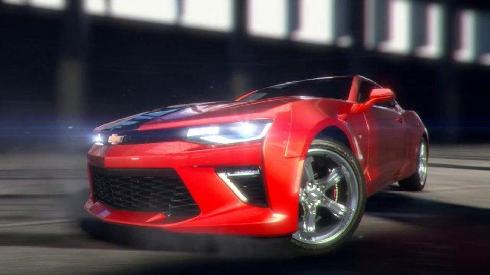 "Chevrolet ""Camaro 360"" - Vimeo thumbnail"