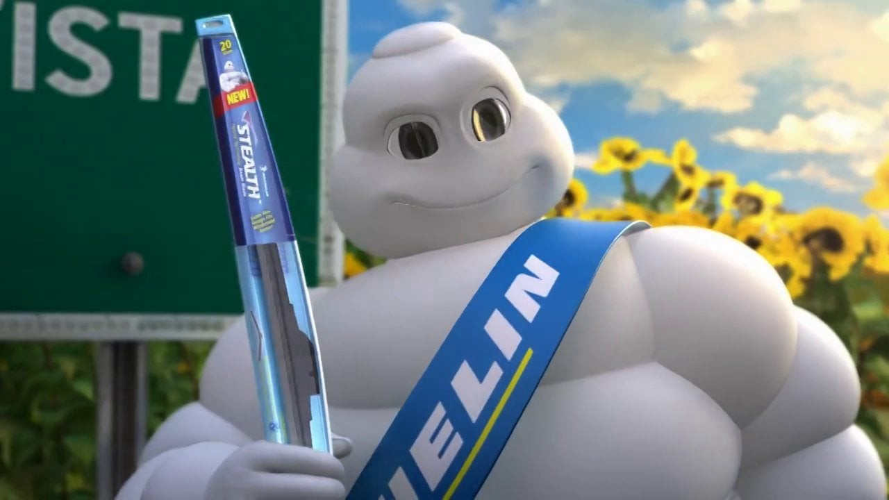"Michelin Wiper Blades ""See the Signs"" - Vimeo thumbnail"