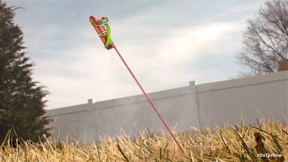 "Mtn Dew ""Bottle Rocket"" - Vimeo thumbnail"