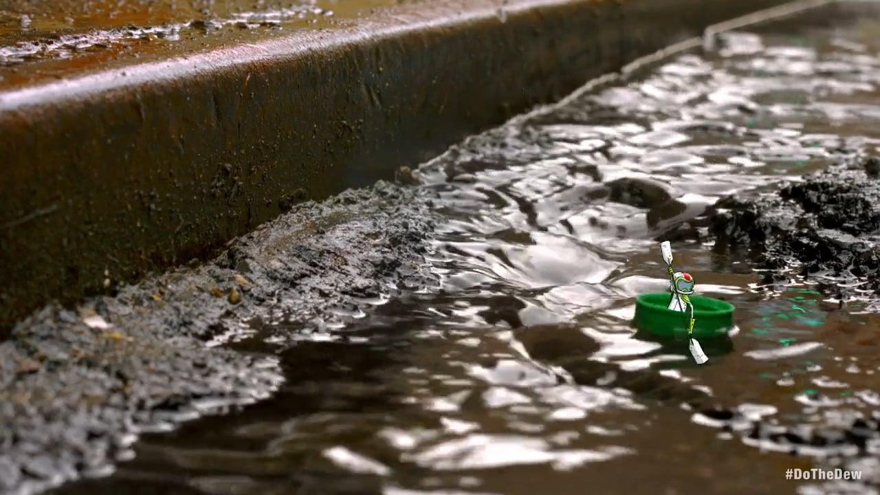 "Mtn Dew ""Curb Rafting"" - Vimeo thumbnail"