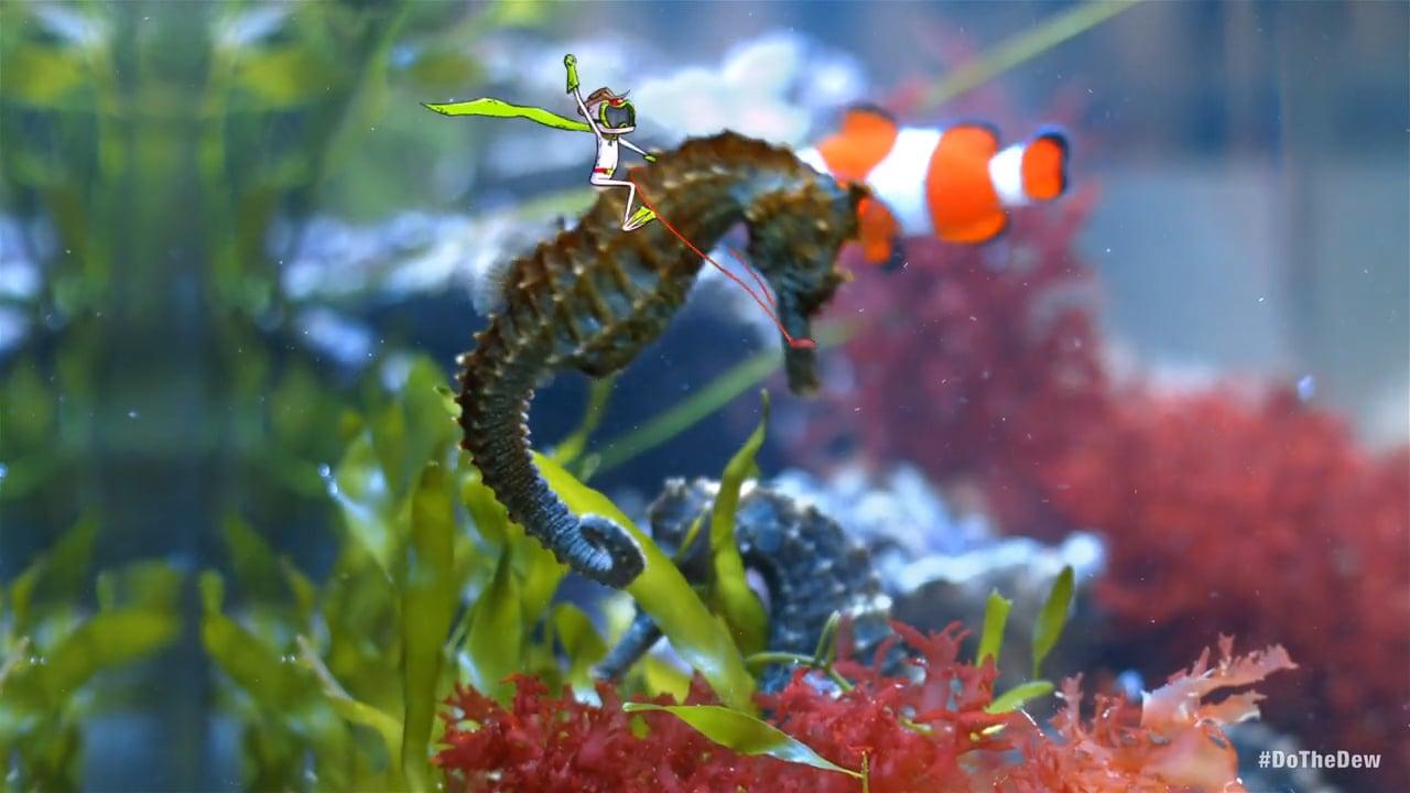 """Mtn Dew """"Seahorse"""" - Vimeo thumbnail"""