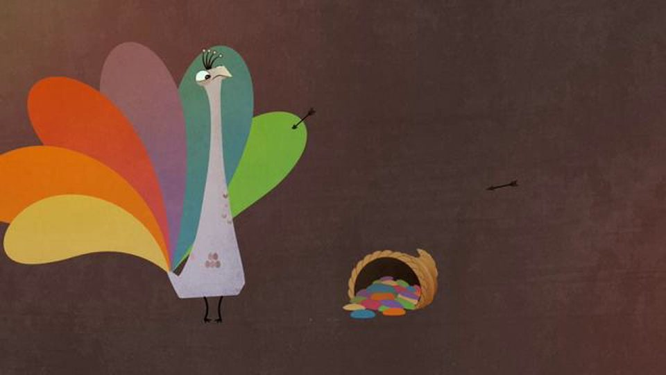 "Nathan Love's ""NBC Peacock Thanksgiving"" - Vimeo thumbnail"