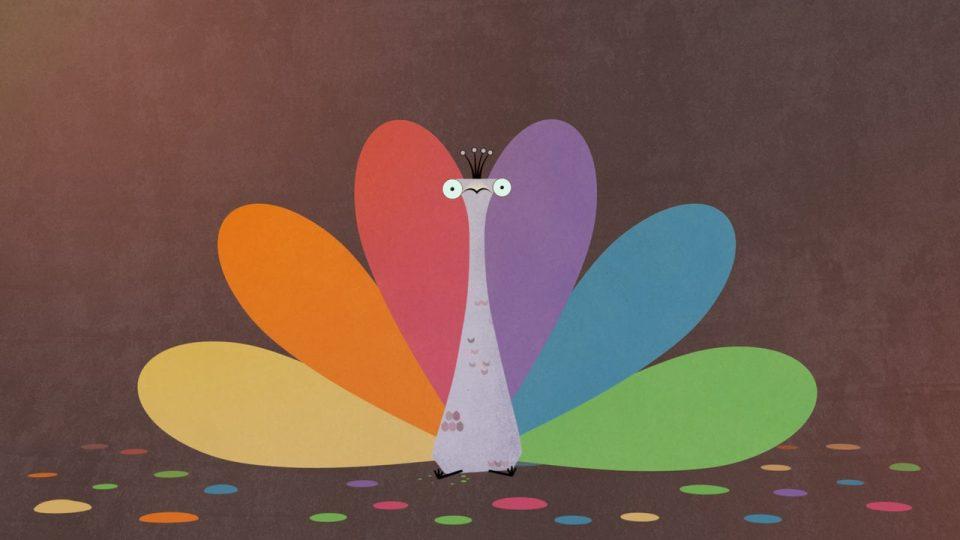 "Nathan Love's ""NBC Peacock"" - Vimeo thumbnail"