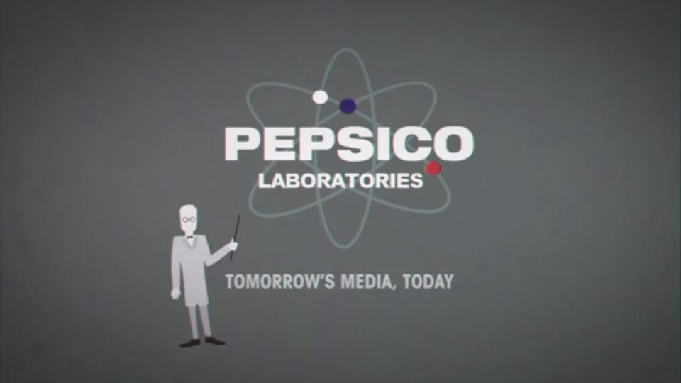 "Pepsi ""Laboratories"" - Vimeo thumbnail"