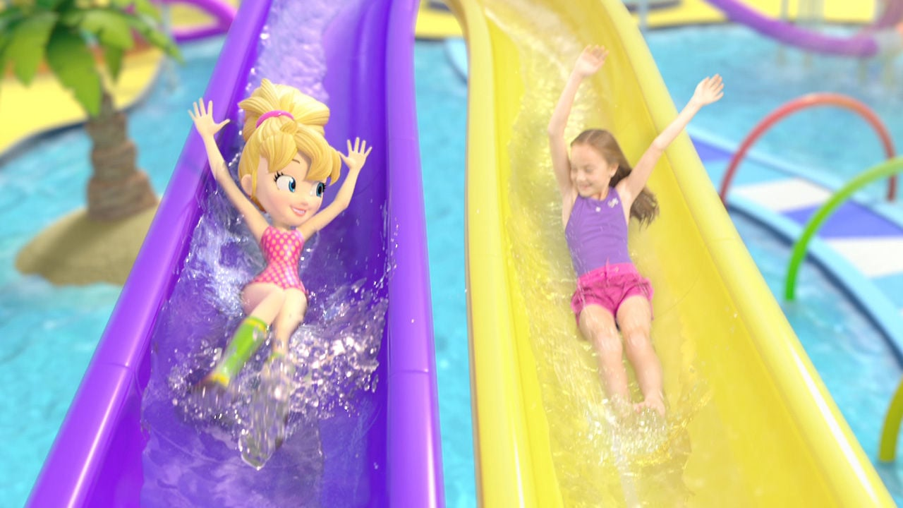 "Polly Pocket ""Lets Go Polly"" - Vimeo thumbnail"