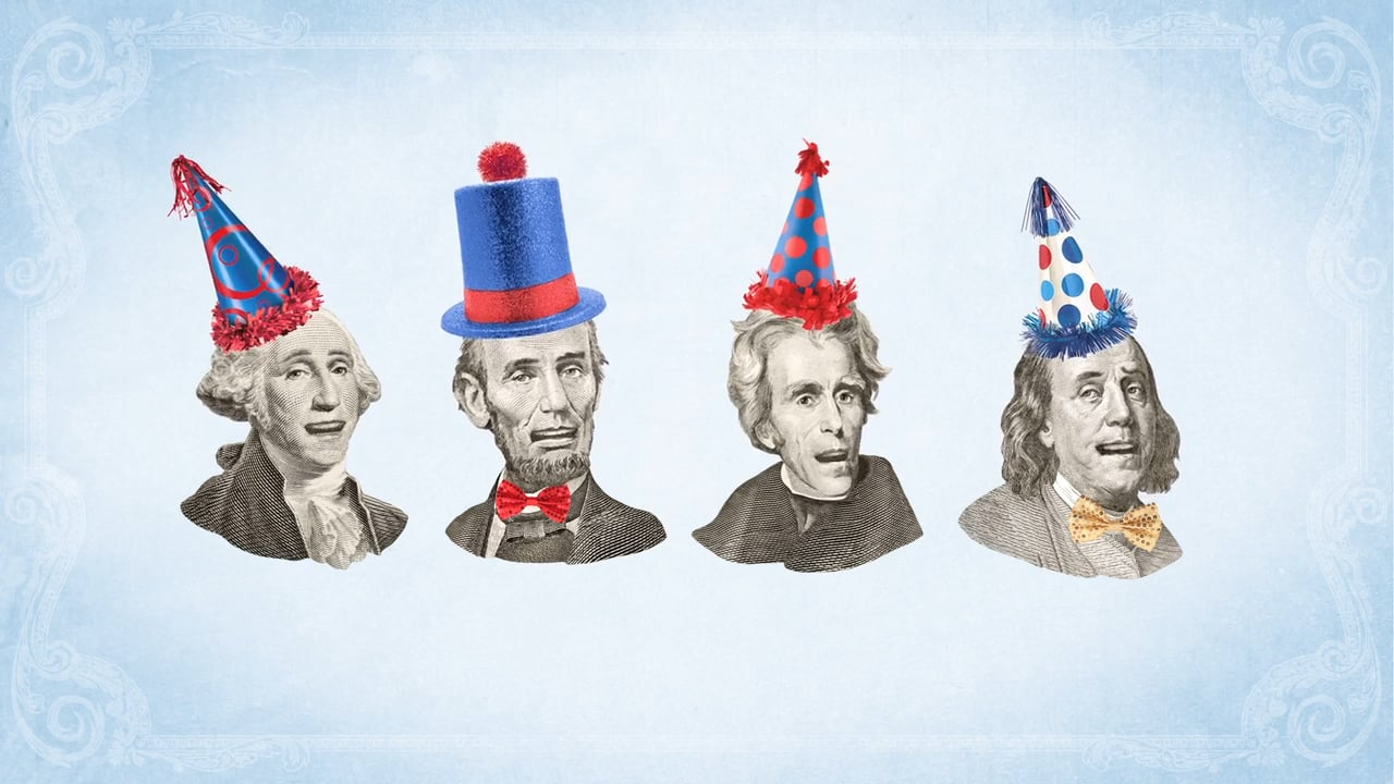 """Singing Presidents"" - Vimeo thumbnail"